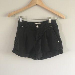 🌞 2/$20 Rue 21 Denim Black Shorts Pockets